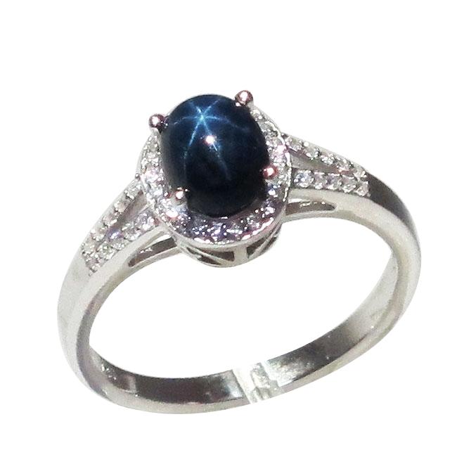 genuine star sapphire ring - photo #12