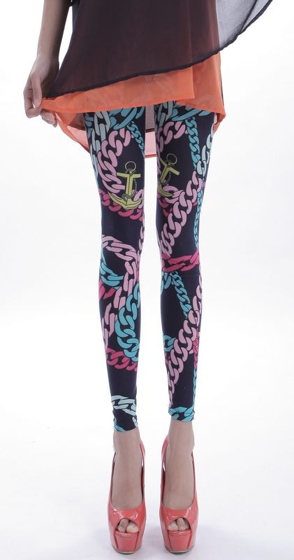 Printed leggings ebay